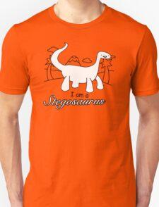 I am a Stegosaurus Funny Dinosaurs T-Shirt & Hoodie T-Shirt
