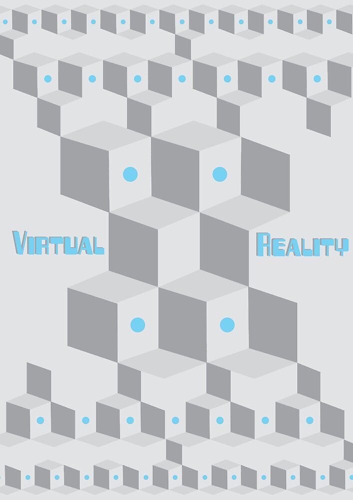 virtual reality by rabs