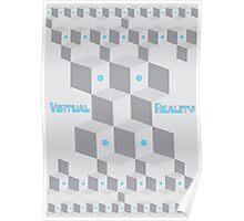virtual reality Poster