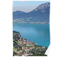 Lake Attersee Poster
