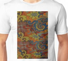 a taste of morrocan color Unisex T-Shirt