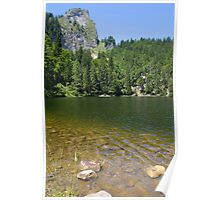Lake Mönichsee Poster