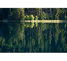 Lake Weissensee Photographic Print
