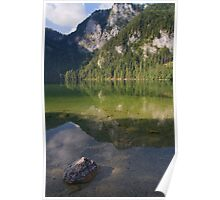 Lake Gleinkersee Poster