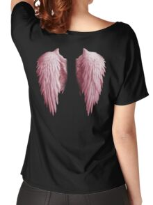 BACKWINGS - Angel Women's Relaxed Fit T-Shirt