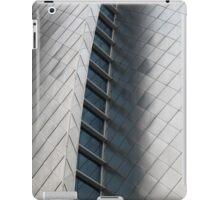 Silver Fish Scale Wall iPad Case/Skin