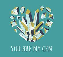 You are my gem by LunaSolvo