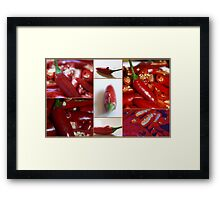 Come to me, eat me, love me  Framed Print