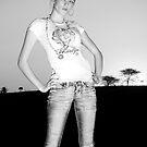 untitled ~ sc3 by Lebogang Manganye