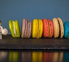 Cooking macarons! by Ballou34