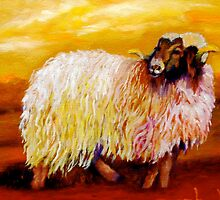 Wooly by MarieHamby