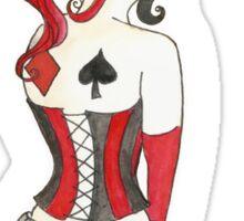 Harley Quinn Sticker