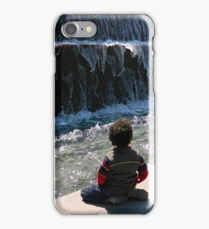 Enjoying the View      ^ iPhone Case/Skin