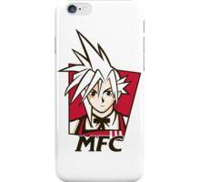 Midgar Fried Chocobo KFC MFC iPhone Case/Skin