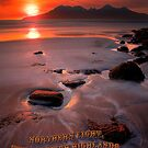 Landscape Calendar, Northern light, The Scottish Highlands Landscapes,Second Edition. by PhotosEcosse