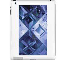 Blue Crystal iPad Case/Skin