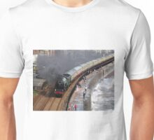 LNER 60163 'Tornado' at Dawlish Unisex T-Shirt