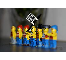 Lego pirates Photographic Print