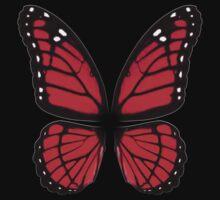 BACKWINGS - Butterfly by igotashirt4u