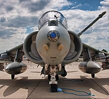 RAF Harrier GR9 by Nathan T