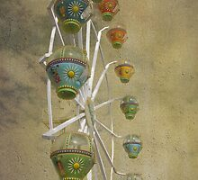 Baubles in the Sky by Wendi Donaldson Laird