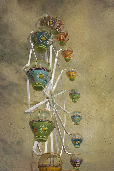 Baubles in the Sky by Wendi Donaldson