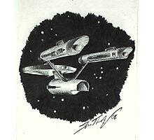 Enterprise 1 Photographic Print