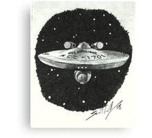 Enterprise 3 Canvas Print