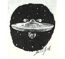 Enterprise 3 Photographic Print