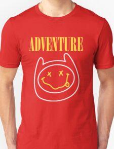 Finn Adventure Time Smile T-Shirt
