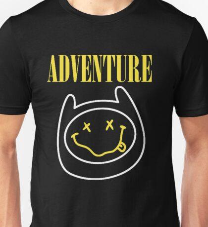Finn Adventure Time Smile Unisex T-Shirt