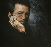 ERIC CLAPTON by Ross Aberle