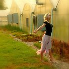 Glass Houses - model, Tetyana by lilynoelle