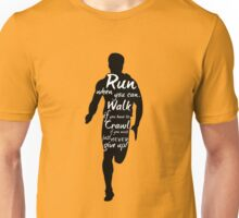 The Runner Unisex T-Shirt