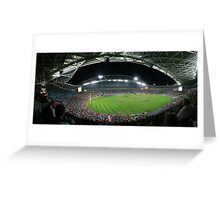Telstra Stadium, Sydney Greeting Card