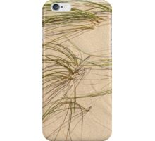 Traces in the Sand iPhone Case/Skin