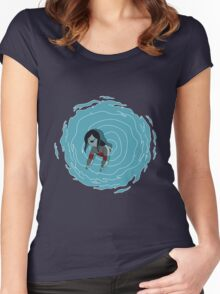 Marceline - Adventure Time Women's Fitted Scoop T-Shirt