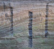 Fence Posts or Tree Trunks by melforrest
