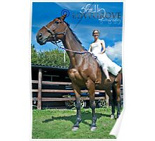 Equine Bride Poster