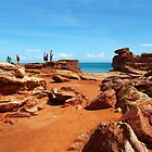 Broome's amazing Gantheaume Point by georgieboy98