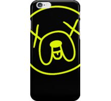 Jake Adventure Time Face iPhone Case/Skin