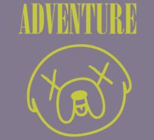 Jake Adventure Time Face Kids Clothes