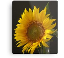 a flower for Vincent Metal Print