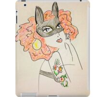 Bat Beauty iPad Case/Skin