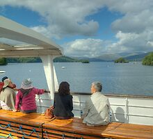 If it's Thursday,it must be Windermere... by Jamie  Green