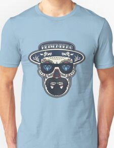Heisenberg Bad | Day of The Dead Unisex T-Shirt
