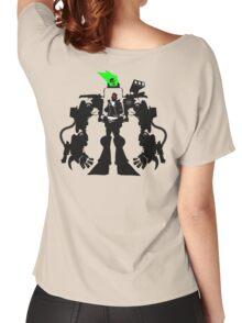 Ten of Diamonds  Women's Relaxed Fit T-Shirt