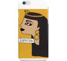 Cleopatra iPhone Case/Skin
