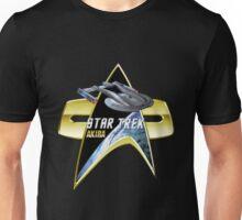 StarTrek Akira  Com badge Unisex T-Shirt