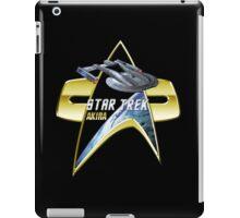 StarTrek Akira  Com badge iPad Case/Skin